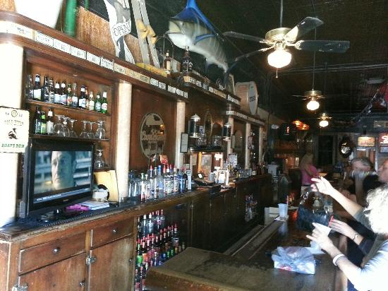 Kingman, AZ: Inside of bar