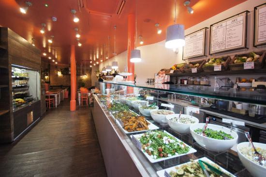 Simple Health Kitchen - Picture of Simple Health Kitchen, London ...