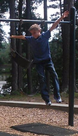 Snellville, GA: Flying high at Brisco Park