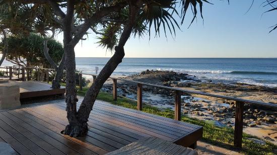 Pandanus Shores: Rest area
