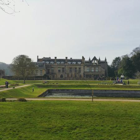 Ravenshead, UK: Newstead Abbey