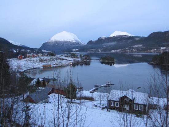 Halsa Municipality, Norveç: Halsa peninsula
