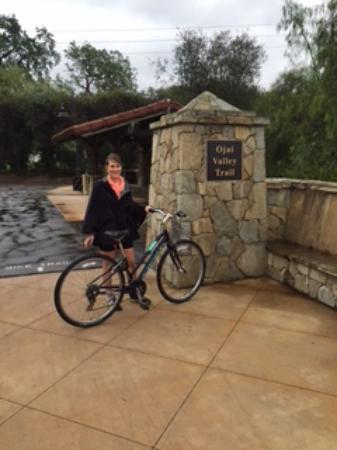 Preserve Portion Of Trail Picture Of Ventura To Ojai Paved Bike
