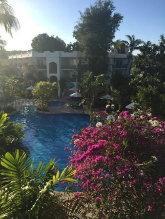 Holetown, Barbados: Swimming Pool