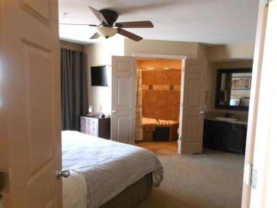 one bedroom condo. Still Waters Resort  one bedroom condo with whirlpool tub Picture of