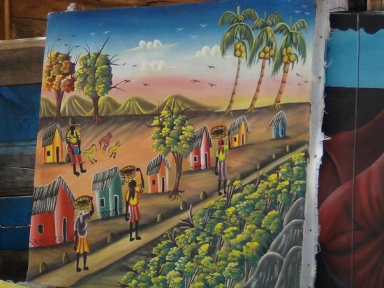 Amiga Island Near Haiti On Map