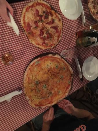 Mamma Mia : pizza
