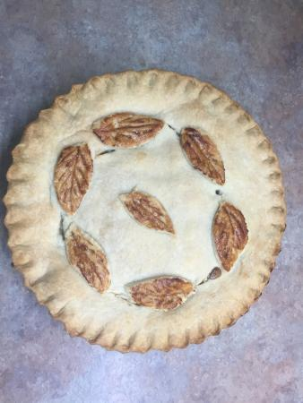 Iola, KS: Homemade pies, every Friday