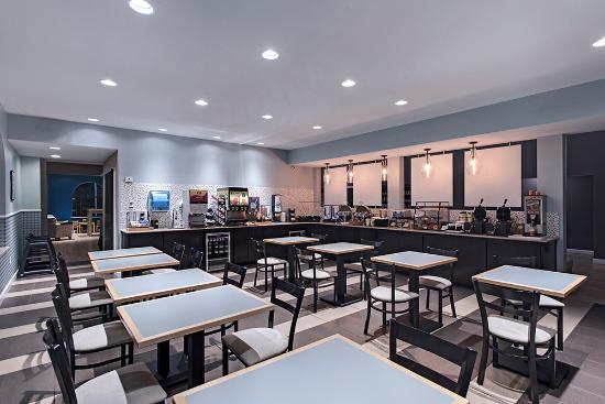 BEST WESTERN Port Aransas : Breakfast Area