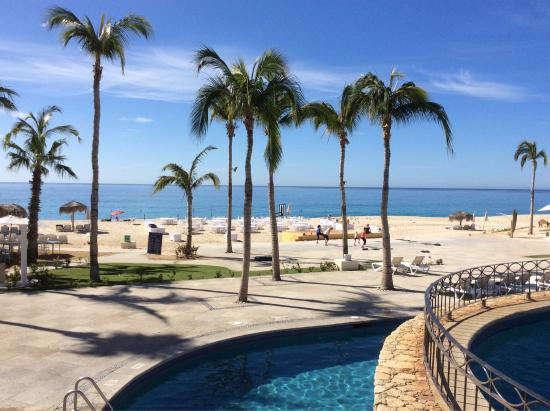 great service and beautiful beach view picture of dreams los cabos rh tripadvisor com