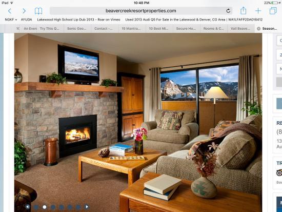 Seasons at Avon: PROMOTIONAL PICS FROM BEAVER CREEK WEBSITE