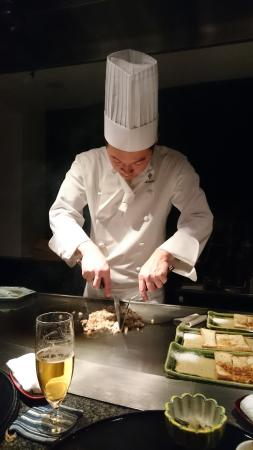 Teppanyaki Tennozu: Impression