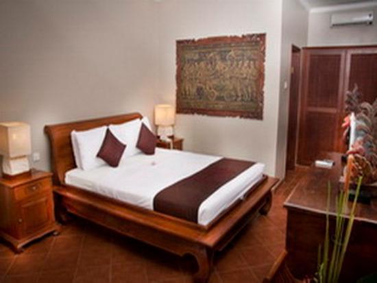 Sindhu Mertha Sanur: Double/king bedroom type
