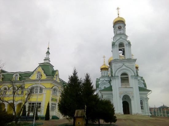 Bataysk, รัสเซีย: Храм Святой Троицы