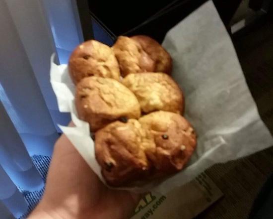 Acme Bread: Cinnamon Currant