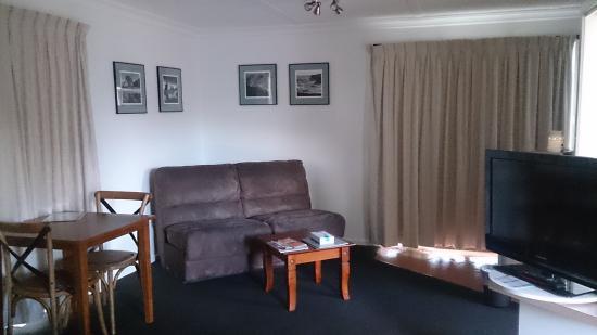 Budget on the Lake : Spa room
