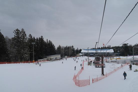 Komagane Kogen Skiing Ground