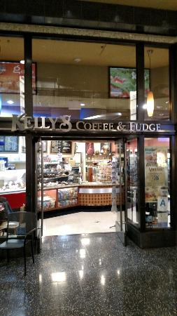 Kelly's Coffee and Fudge Factory