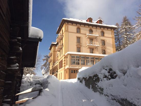 Guesthouse & Hotel Le Cervin