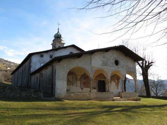 Santuario della Santissima Trinità di Casnigo