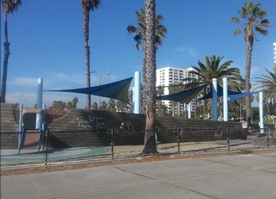 South Beach Park Area 13 Picture Of Santa Monica