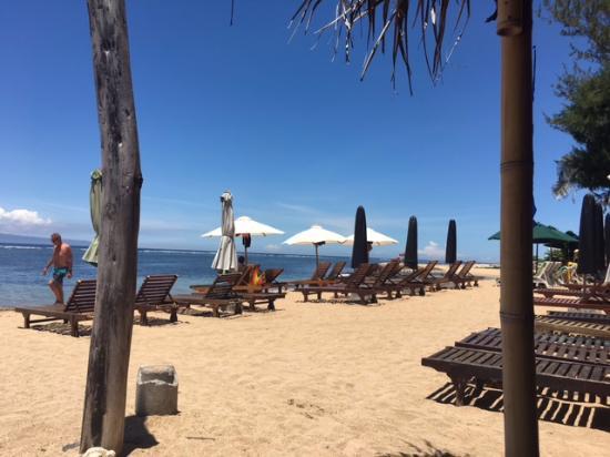 Sand Beach Club Restaurant Plage De Sanur