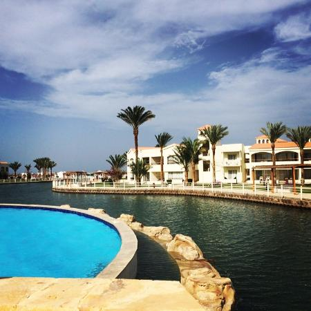view the laguna from heated castello pool