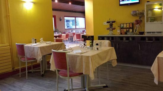 Restaurant Le Befranc Saint Bonnet Le Chateau