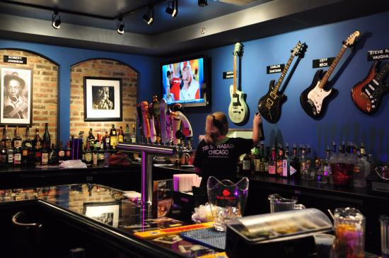 Buddy Guy Bar : le bar picture of buddy guy 39 s legends chicago tripadvisor ~ Vivirlamusica.com Haus und Dekorationen