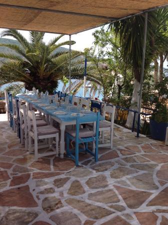 Plataria, Grecia: RESTAURANT