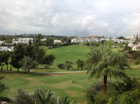 Los Arqueros Golf & Country Club: View of the golf course