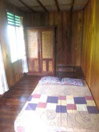 North Sulawesi, Indonesia: Wooden Rooms