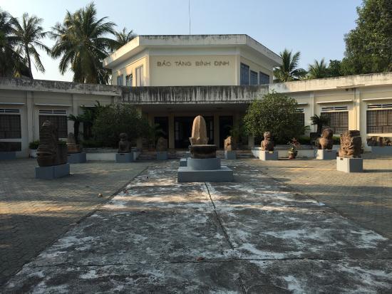 Quy Nhon, Vietnam: Ban Dinh Museum