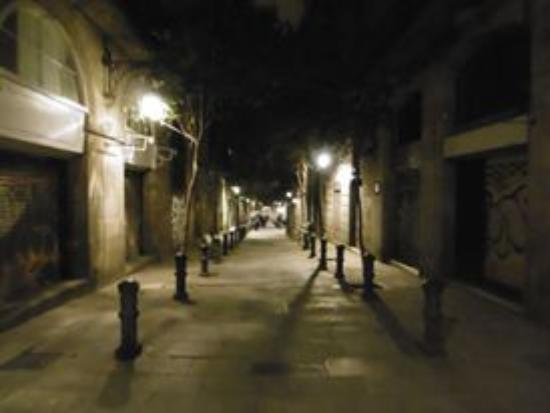 Barcelona gothic quarter - Picture of Gothic Quarter ...