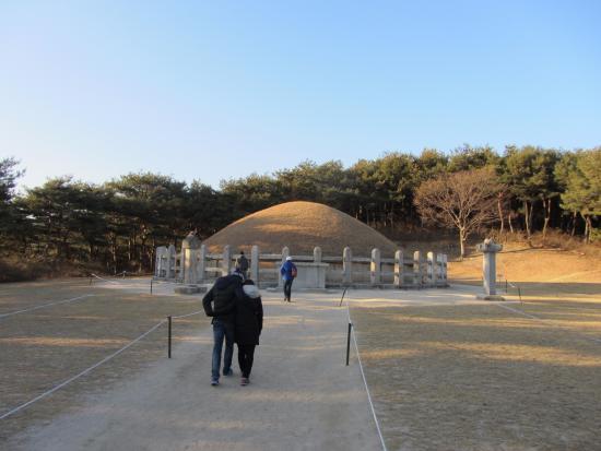 Tomb of General Kim Yu Shin
