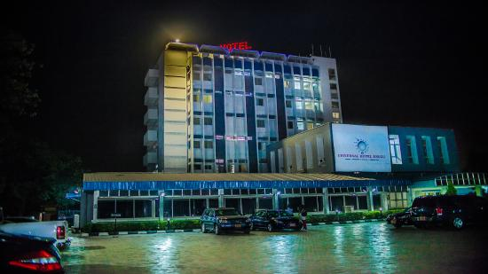 Universal Hotel Enugu: Icon of Splendour