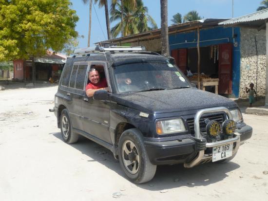 Cestovani Po Ostrove Zanzibar Picture Of Zanzibar Express Car
