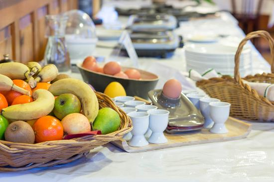 Arolla, Швейцария: Petit-déjeuner