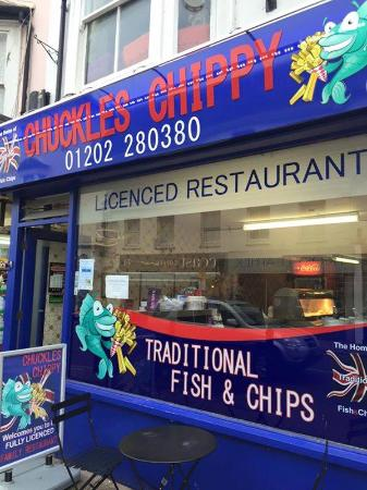 Chuckles Chippy