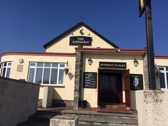 Albemarle pub