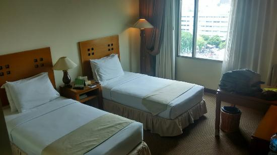 pretty good hotel close to two malls and there s a massage spa in rh tripadvisor co nz