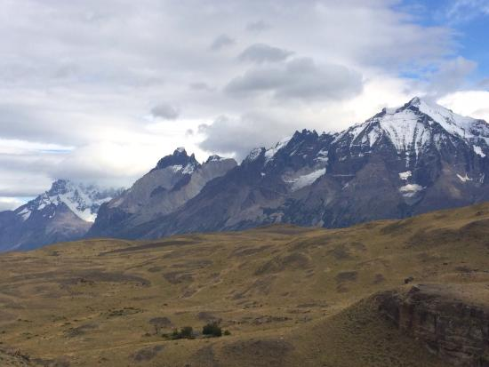 Patagonia Camp: Hiking in the park