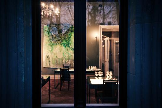 Restaurant August in der Villa Haag