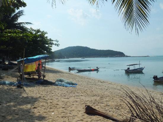 Lipa Noi, Thailand: near the southend