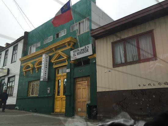Hostal El Mirador: photo0.jpg