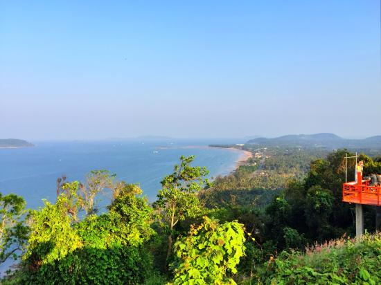 Khao Matsee Viewpoint
