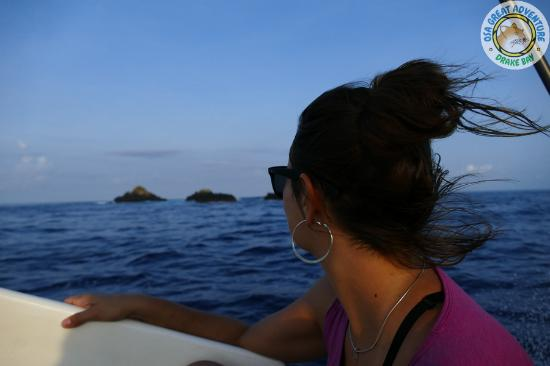 Drake Bay, Costa Rica: on the way to corcovado