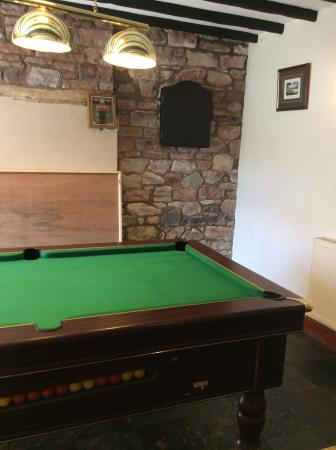 Newton Reigny, UK: Pool & darts