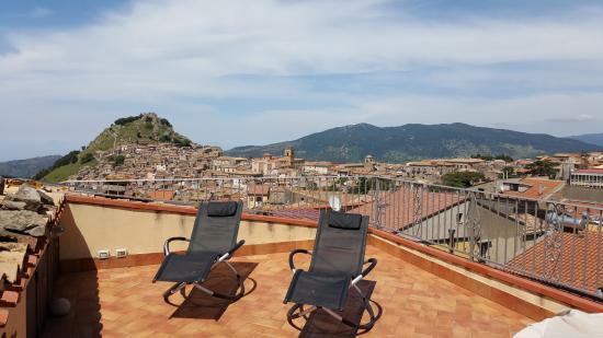 Heart of Sicily Terrace