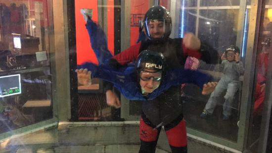 iFLY Utah Indoor Skydiving: photo1.jpg